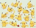 A Gazillion Pikachus!