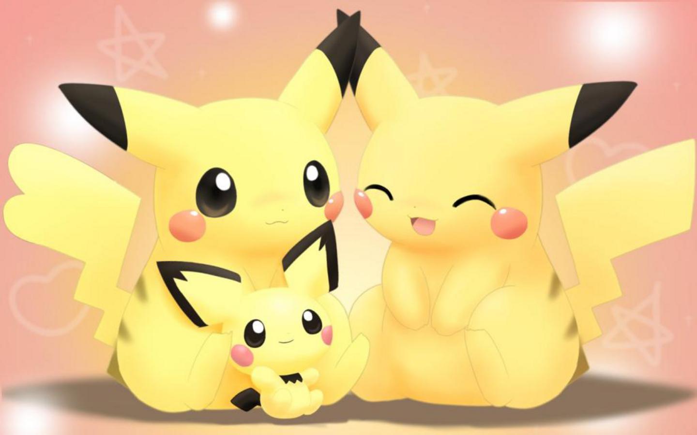 cute pikachu fondo de - photo #16